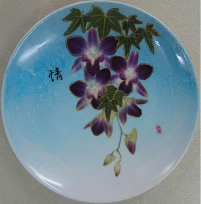 Plate Decoration